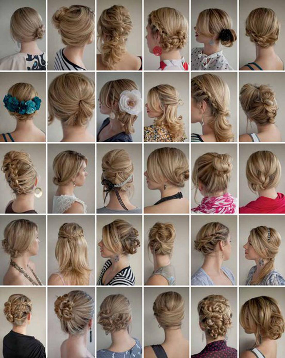 Wondrous Easy Ways To Braid Your Hair The Chic Wave Short Hairstyles Gunalazisus