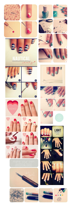 Outstanding Tumblr Nail Art